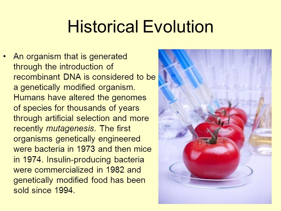 Methods of Genetic Modification The most common form of genetic engineering involves the insertion of new genetic material at an unspecified location in the host genome.