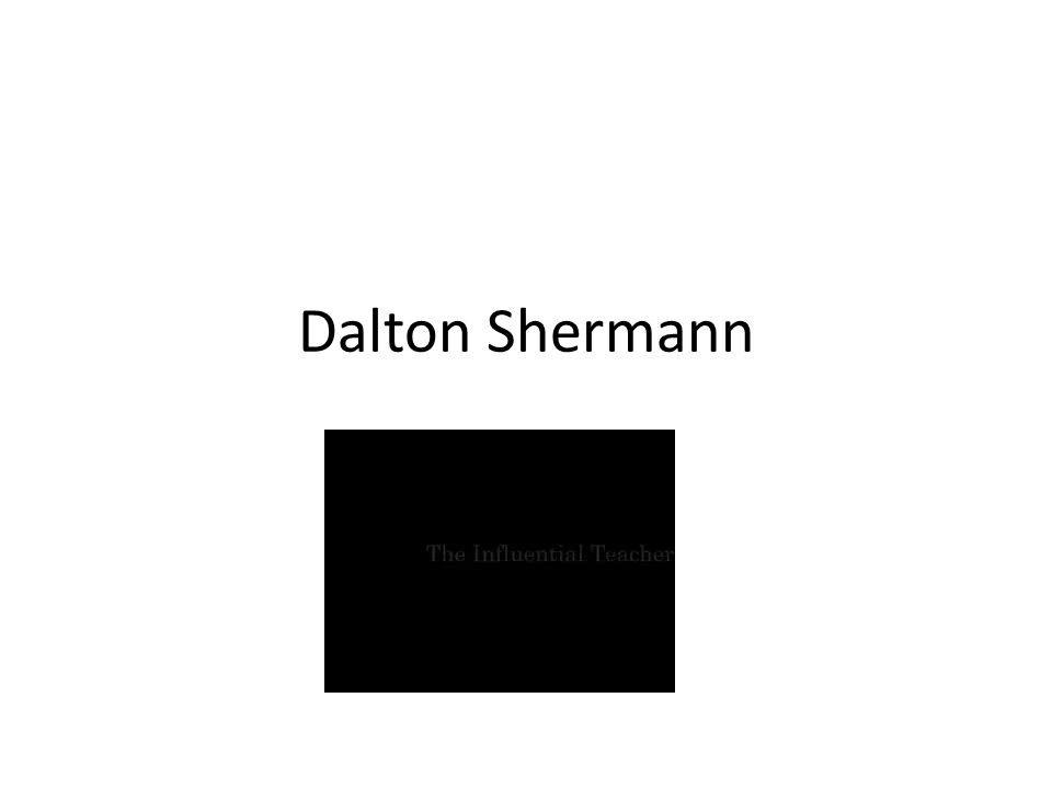 Dalton Shermann