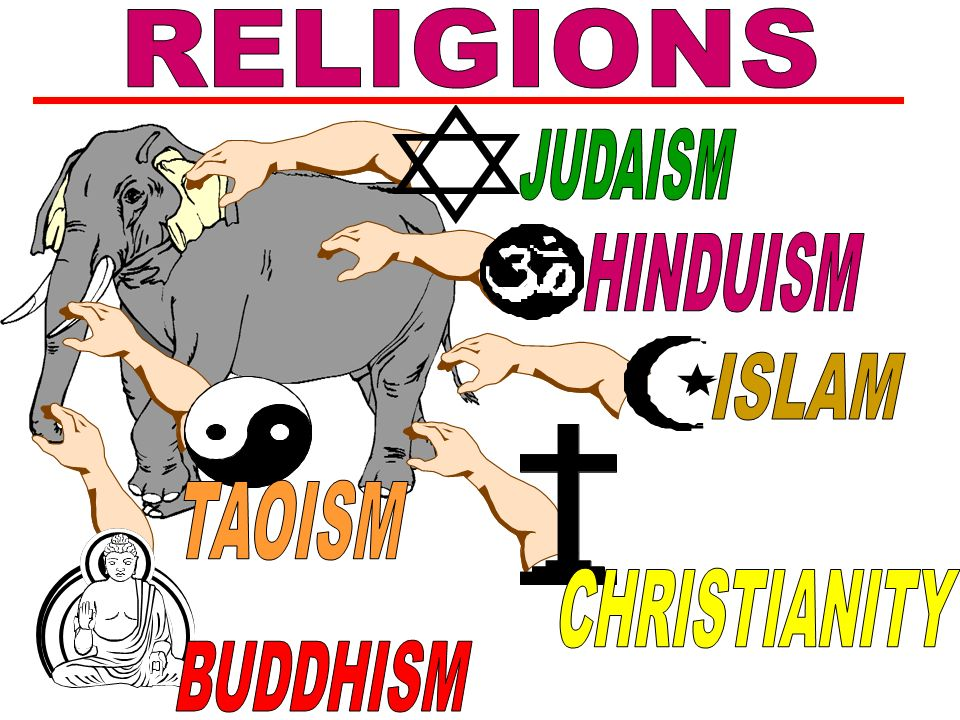 Is There Truth in Other Religions.