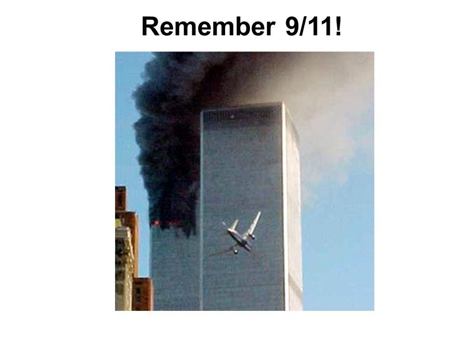 Remember 9/11!