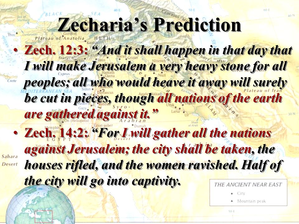 Zecharias Prediction Zech.