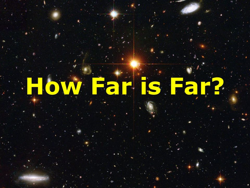 100,000 Light-Years The Size of Galaxies