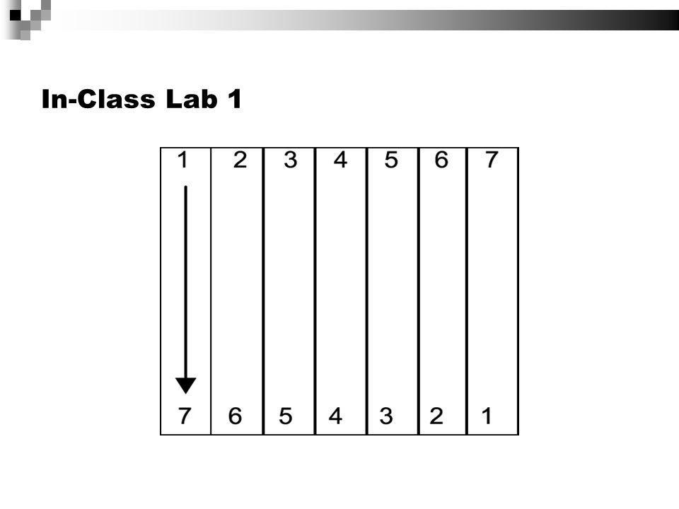 In-Class Lab 1