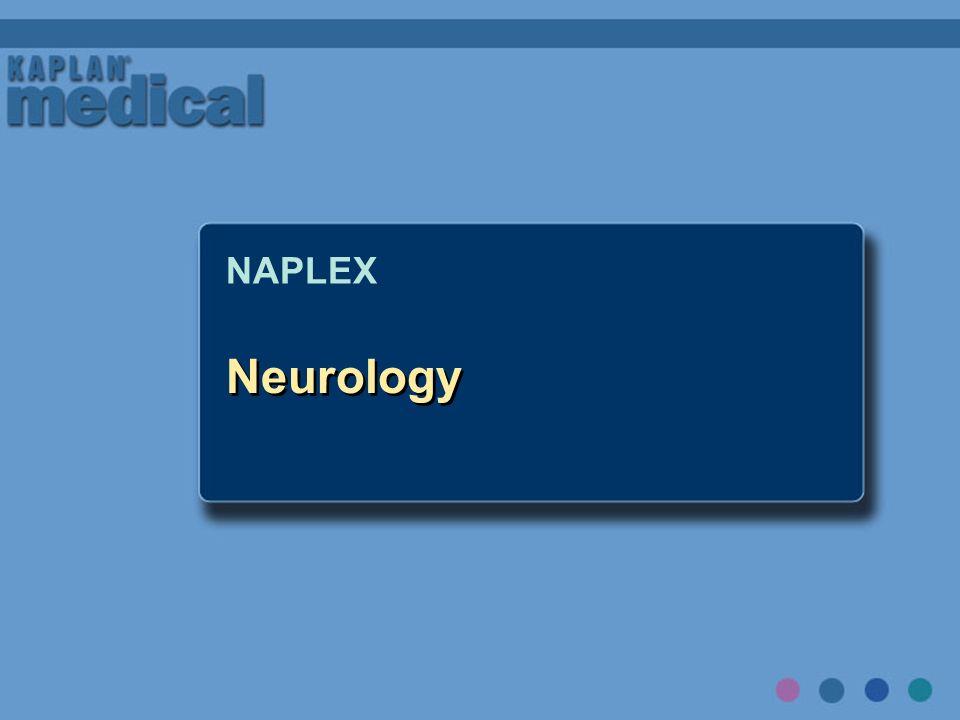 Neurology NAPLEX