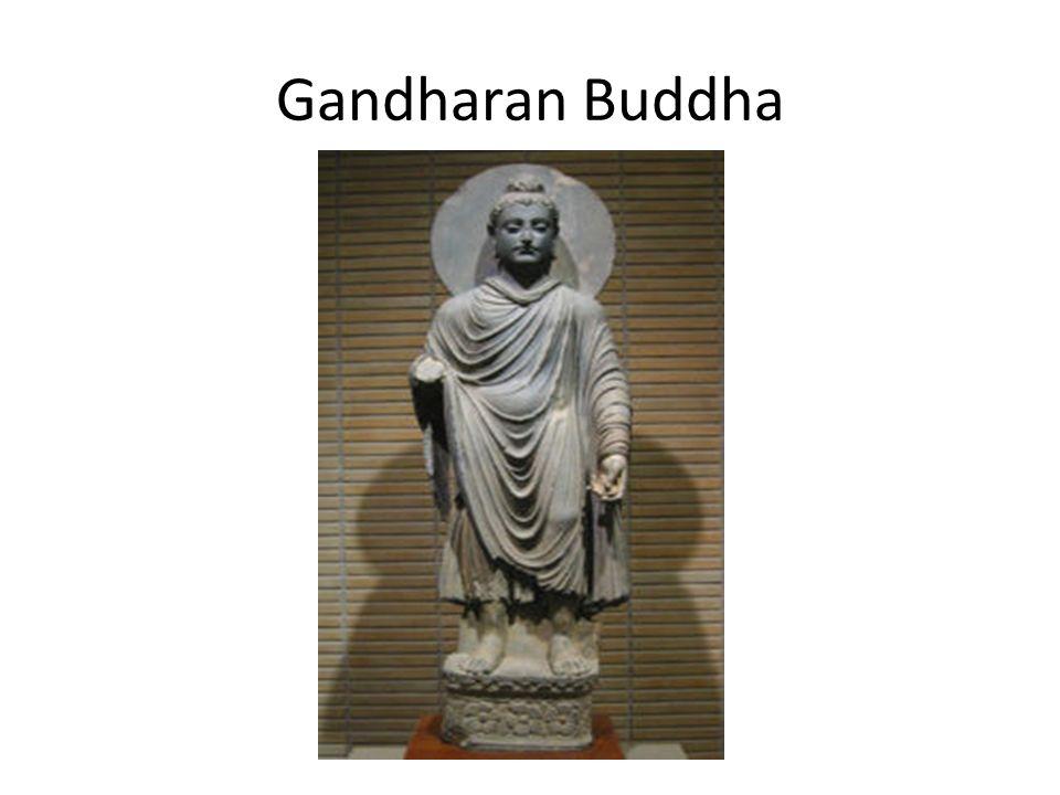 Gandharan Buddha