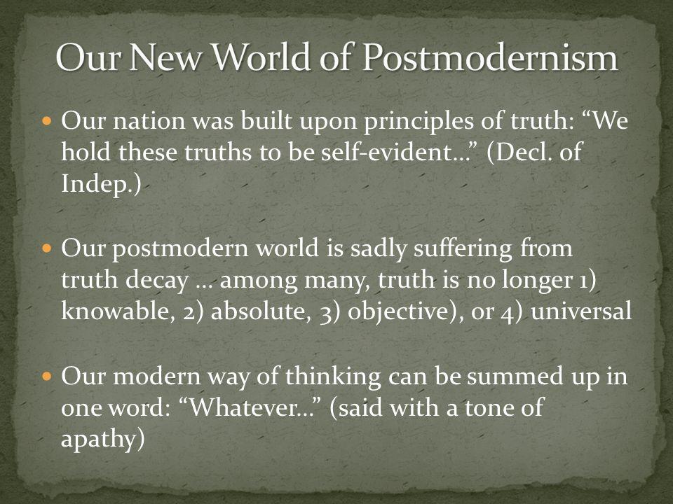 Pre-ModernModernPost-Modern c.200 B.C. to 1600 A.D.