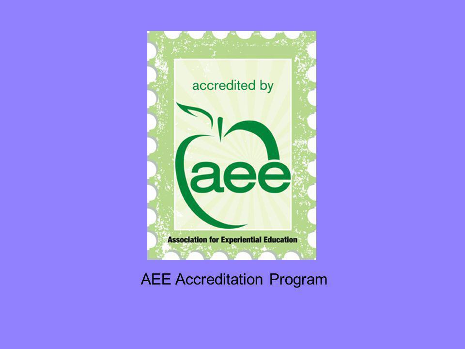 AEE Accreditation Program