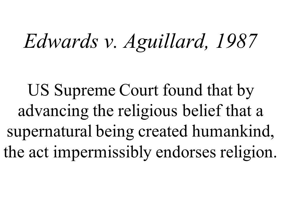 Edwards v.