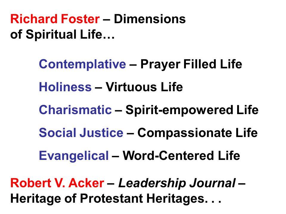 church of Christ Contemplative – Prayer filled Life –Ask, seek, Knock (Matt.