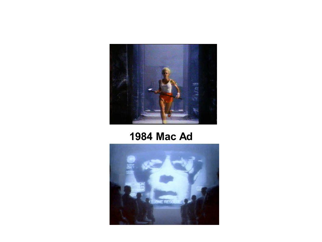 1984 Mac Ad
