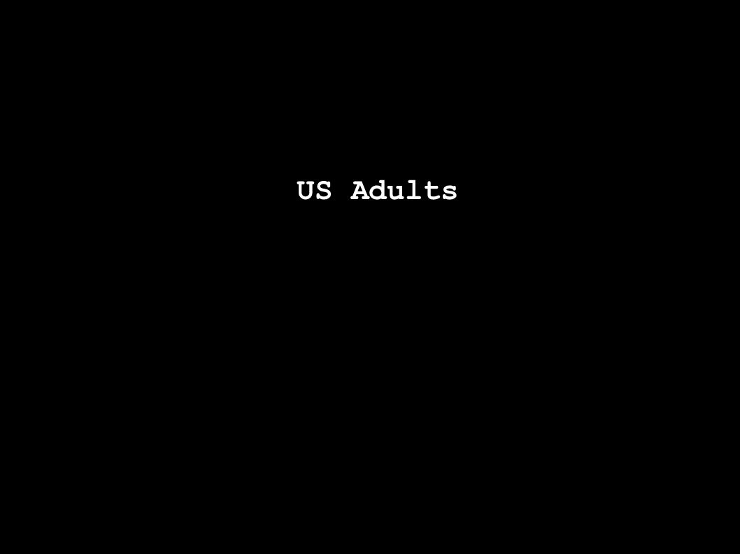 US Adults
