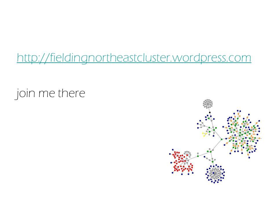 http://fieldingnortheastcluster.wordpress.com join me there