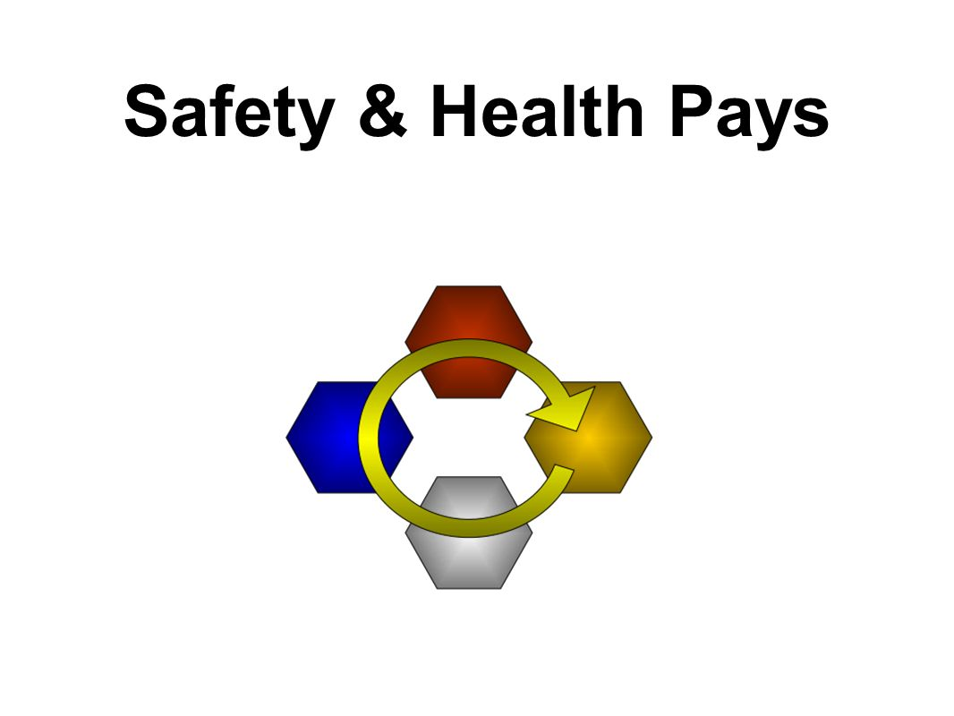 Safety & Health Pays