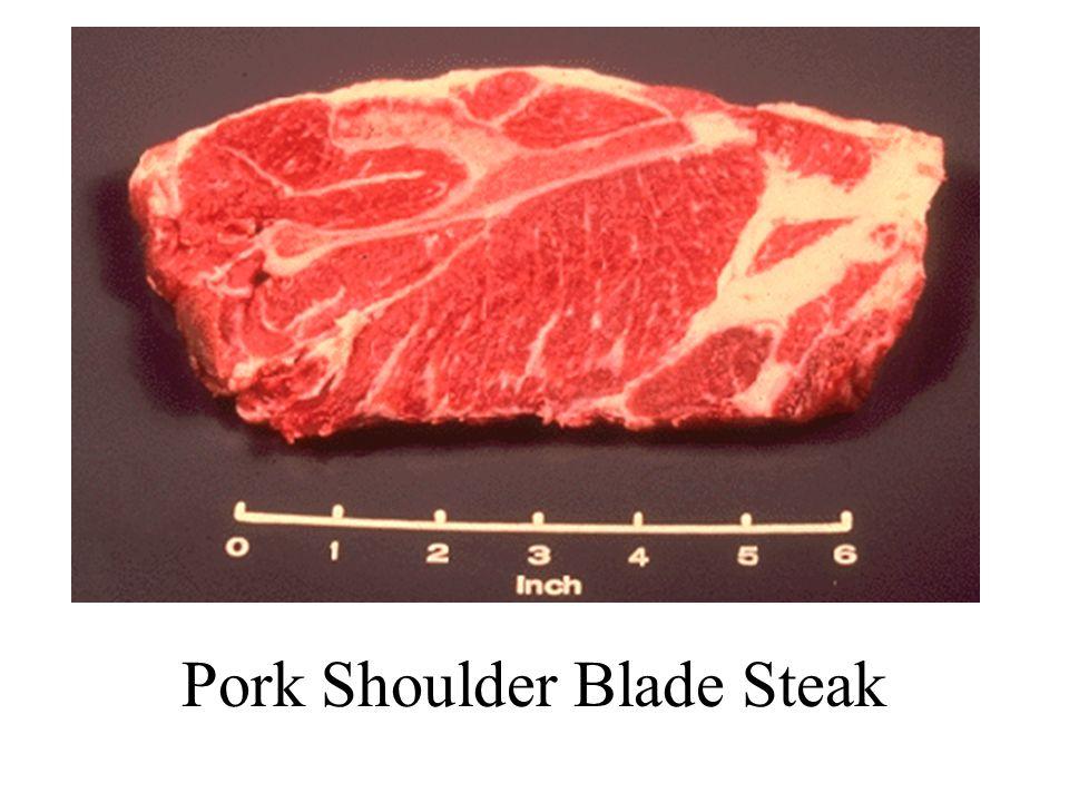 Pork Shoulder Blade Steak