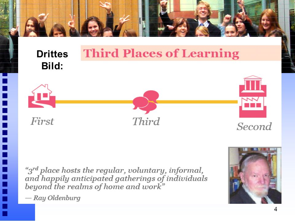 4 Third places of learning - Drittes Bild:
