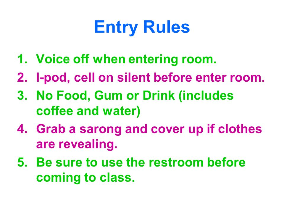 Classroom Exercise 1 Using non-manuals.Sign three sentences for each picture.