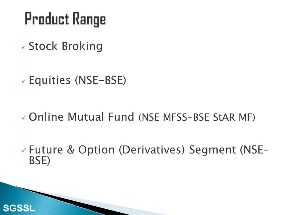 AMFI Registered Mutual Fund Distributor SGSSL