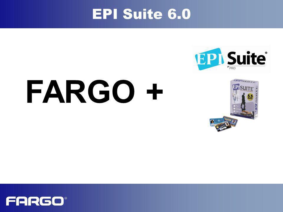 EPI Suite 6.0 Design Features – Cont.