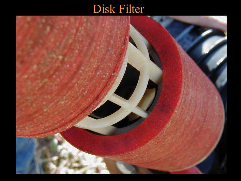 Disk Filter