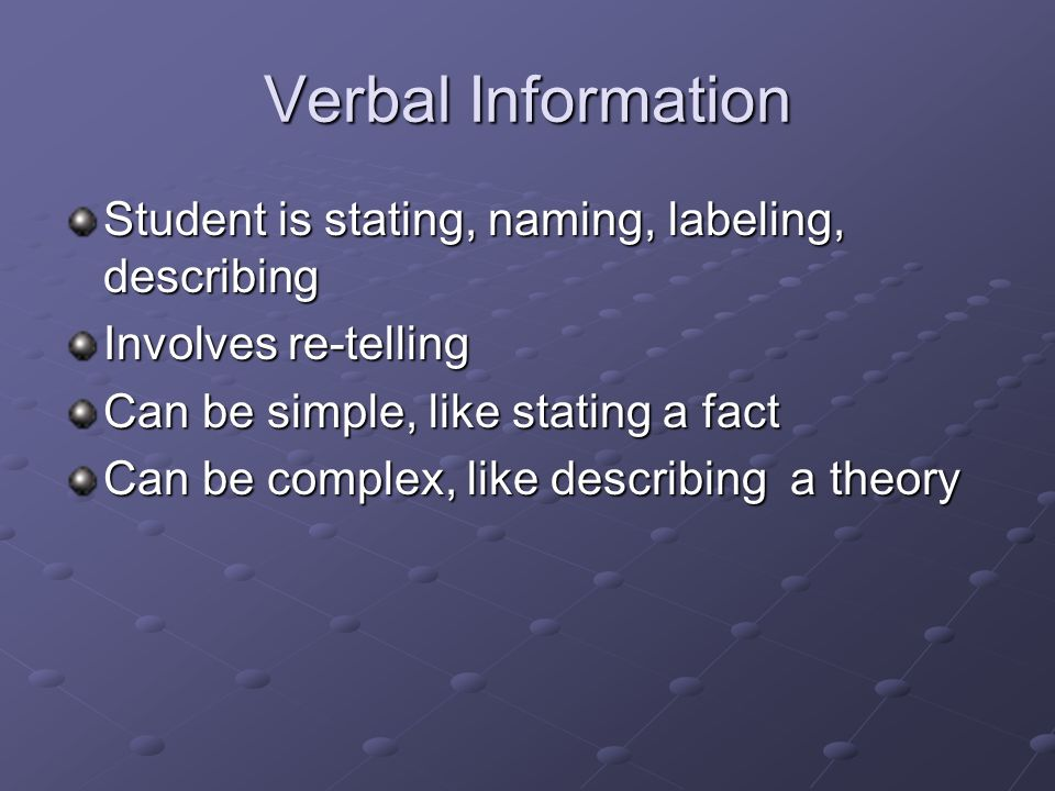 Intellectual Skills: Learning Hierarchy Analysis Problem Solving Rule Using
