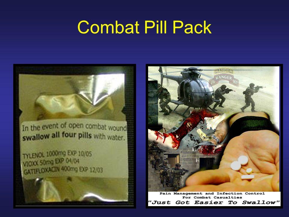 Combat Pill Pack