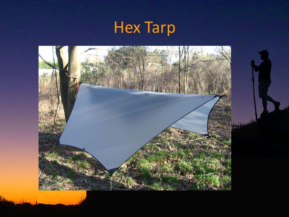 Hex Tarp