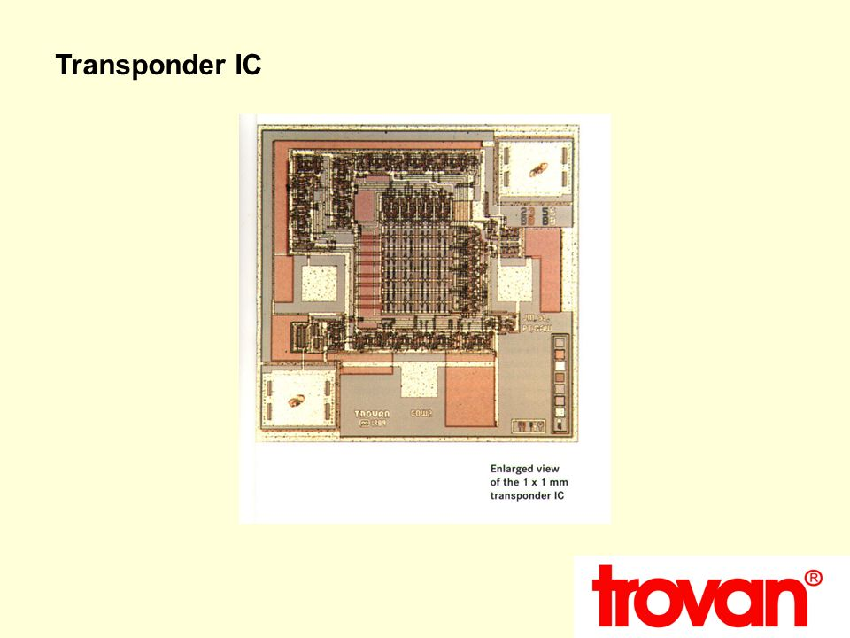 Transponder IC