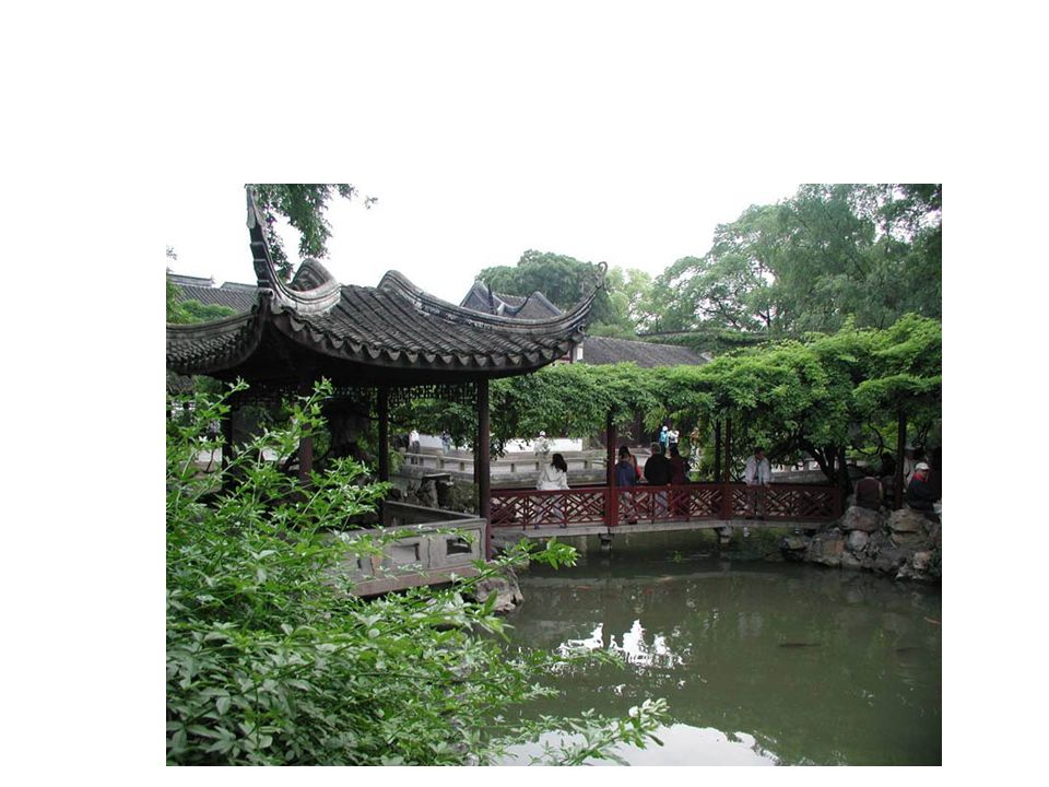 Lin Yuan (Lingering Garden), Jiangsu Province, China Chinese gardens are sanctuaries where people commune with nature in all its representative forms