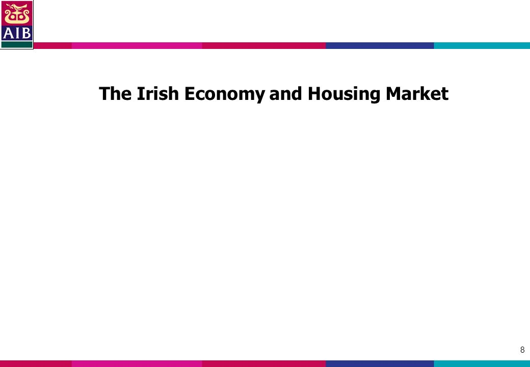 8 The Irish Economy and Housing Market