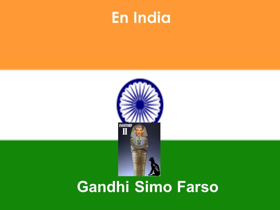 En India Gandhi Simo Farso
