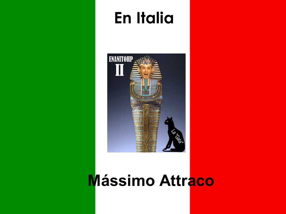 En Italia Mássimo Attraco