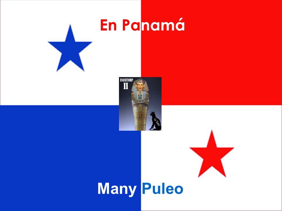 En Panamá Many Puleo
