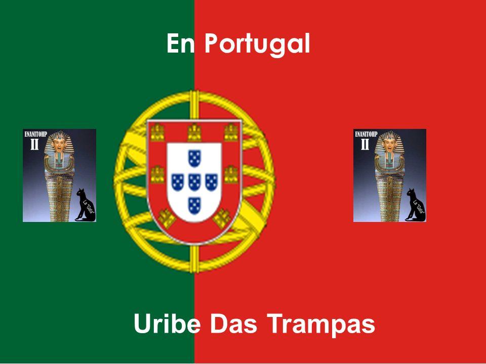 En Portugal Uribe Das Trampas