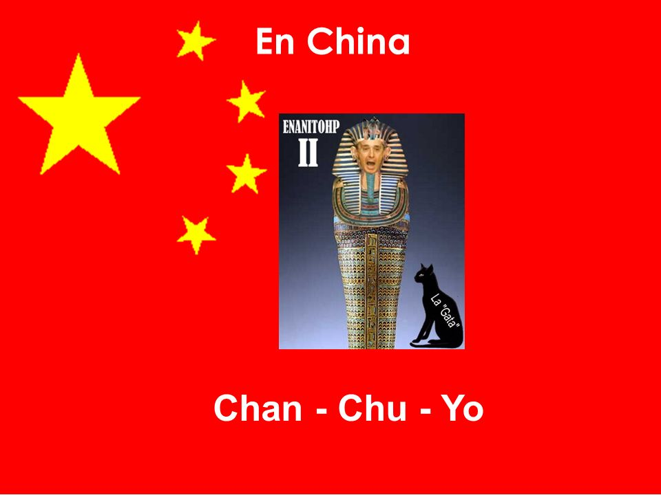 En China Chan - Chu - Yo