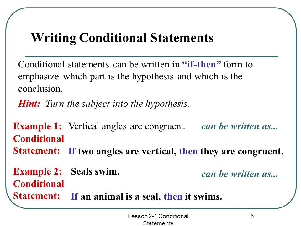 Each conditional statement below is true.Write its converse.