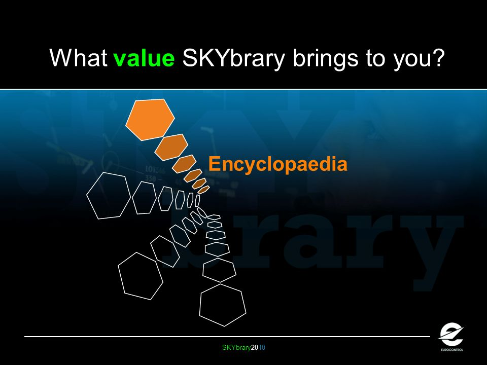 SKYbrary2010 What value SKYbrary brings to you Encyclopaedia