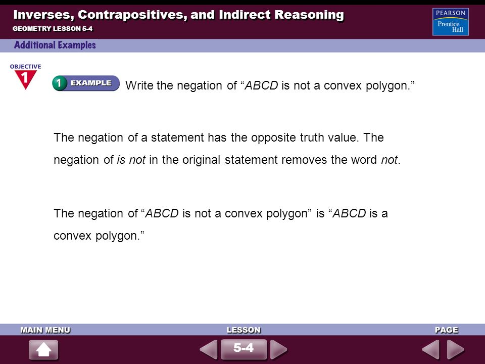 Write the inverse and contrapositive of the conditional statement If ABC is equilateral, then it is isosceles.