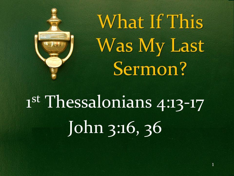 Will Jesus Return as He said? John 14:1-3 Acts 1:11 2