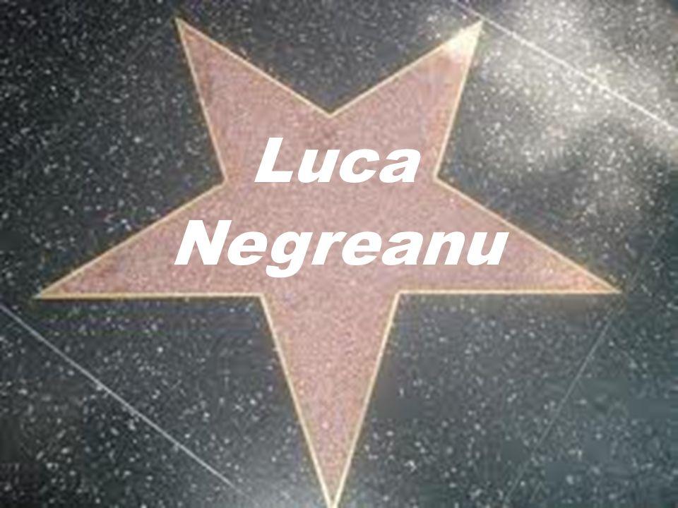 Luca Negreanu