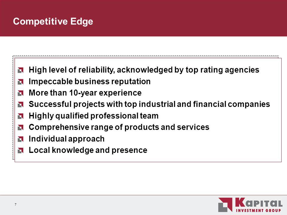 8 Kapital Investment Group.Awards.