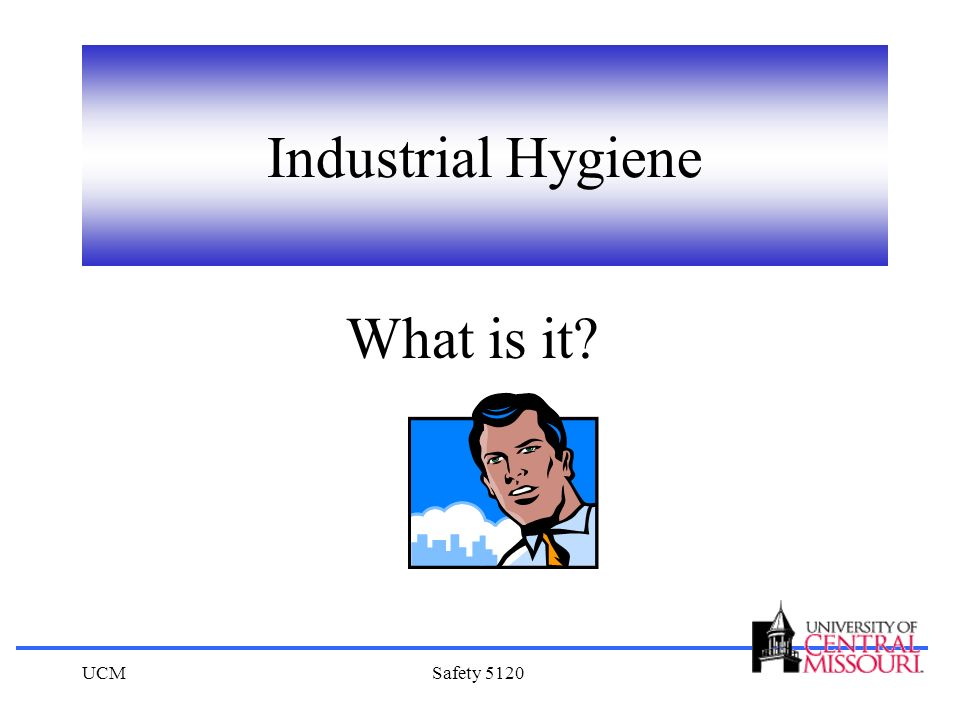 UCMSafety 5120 Industrial Hygiene What is it?