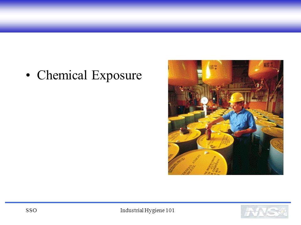 SSOIndustrial Hygiene 101 Chemical Exposure