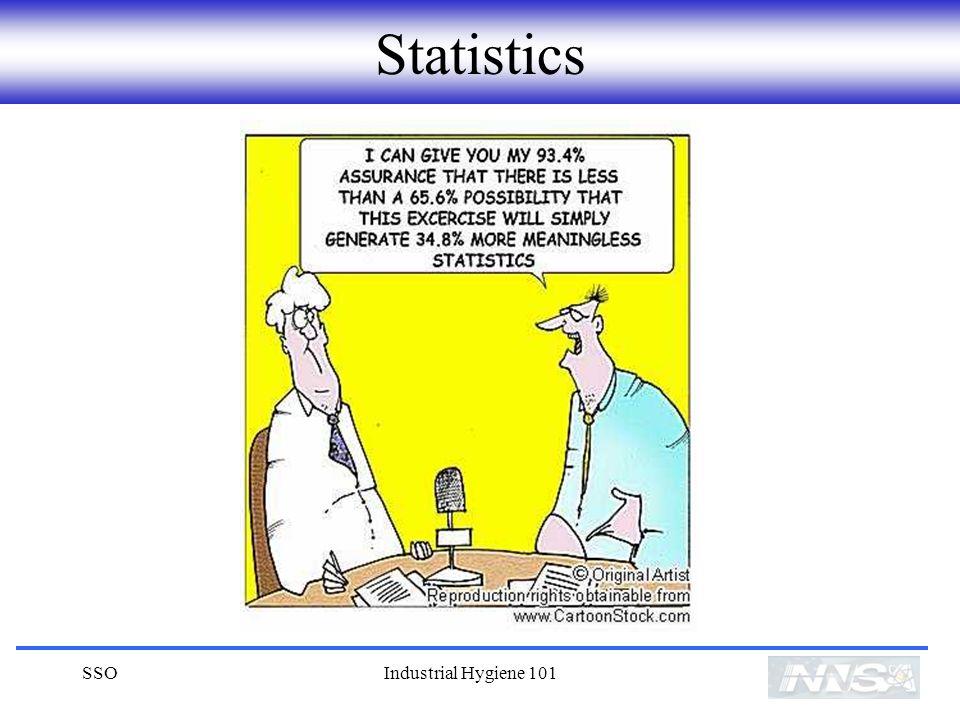 SSOIndustrial Hygiene 101 Statistics