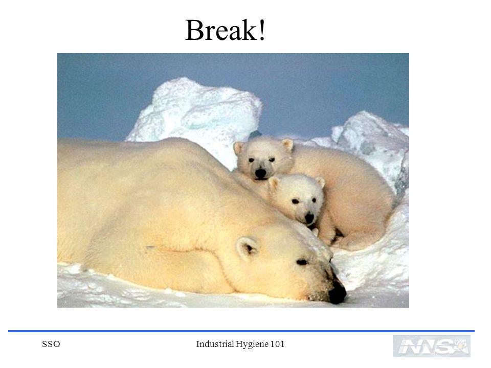 SSOIndustrial Hygiene 101 Break!