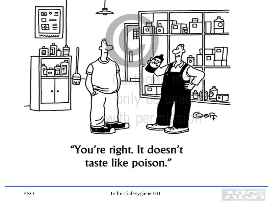 SSOIndustrial Hygiene 101