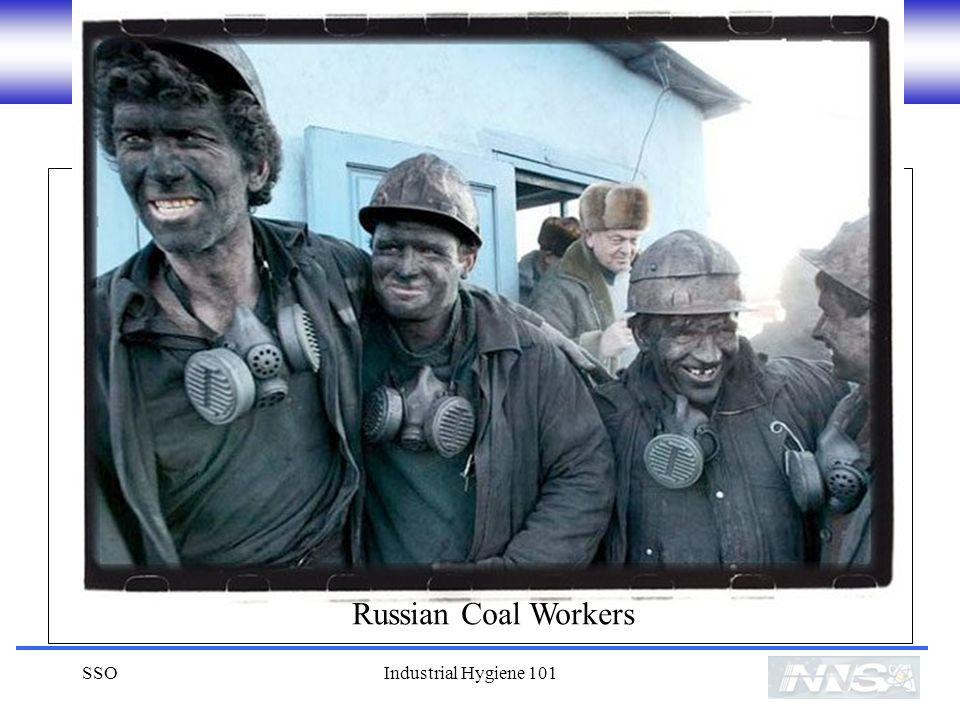 SSOIndustrial Hygiene 101 Russian Coal Workers