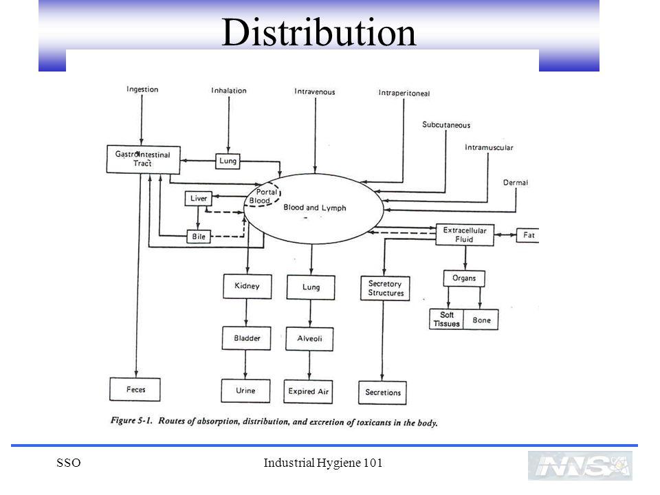 SSOIndustrial Hygiene 101 Distribution