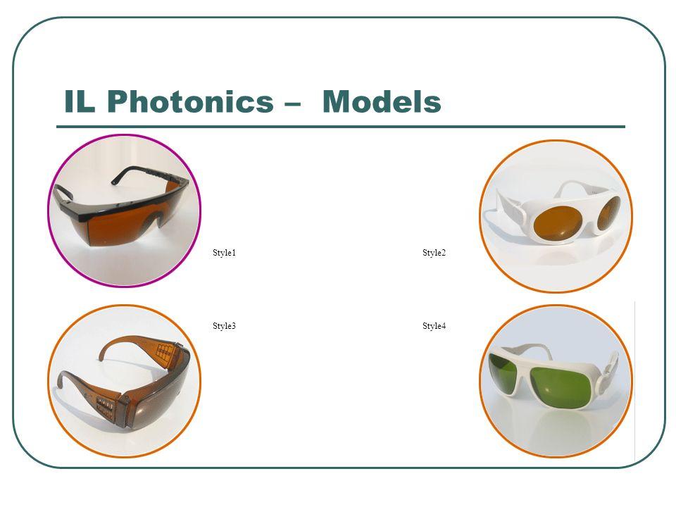 IL Photonics – Models Style1Style2 Style3Style4