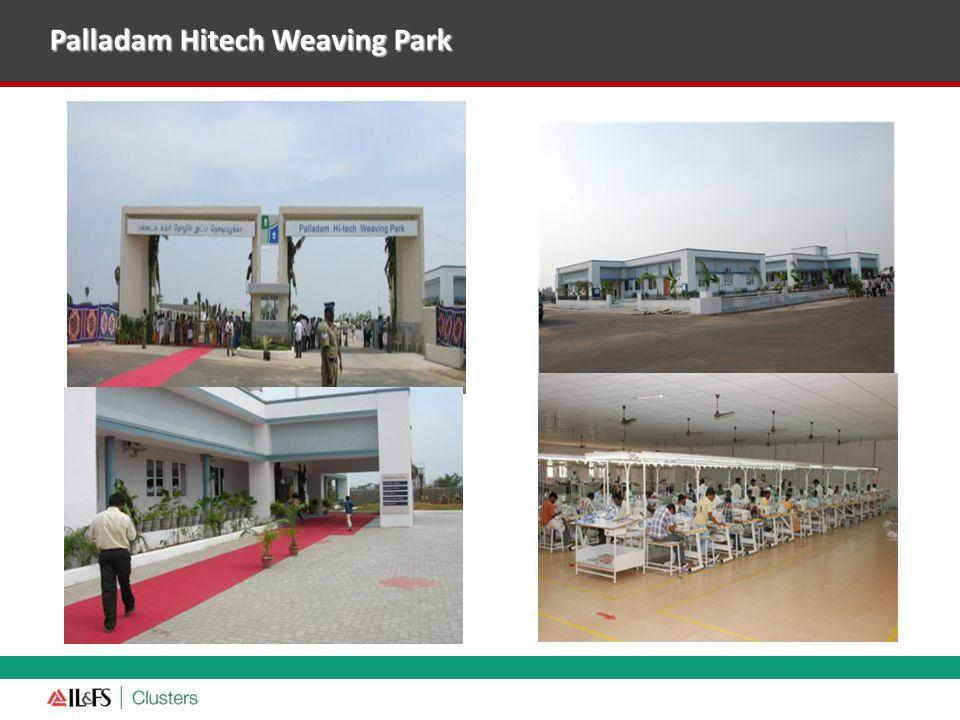 Palladam Hitech Weaving Park