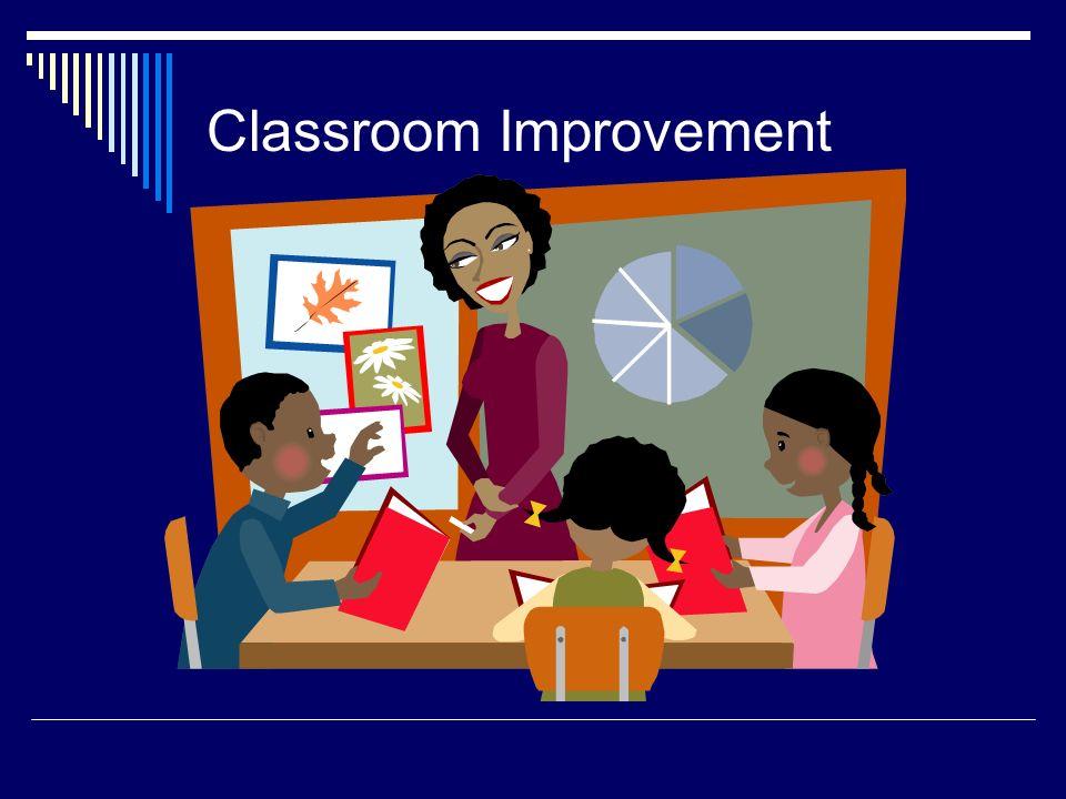 Classroom Improvement